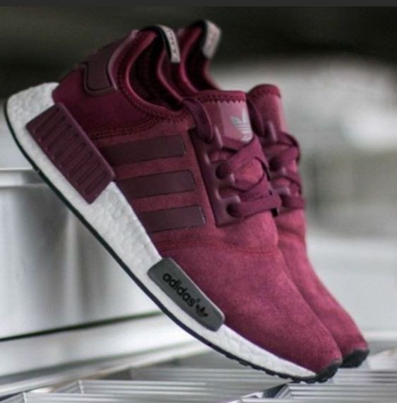 282223d51e078 We re the buy sell app for cute clothes. Say to being bored of your  clothes. Home Adidas Nmd Boost Suede Running Shoes