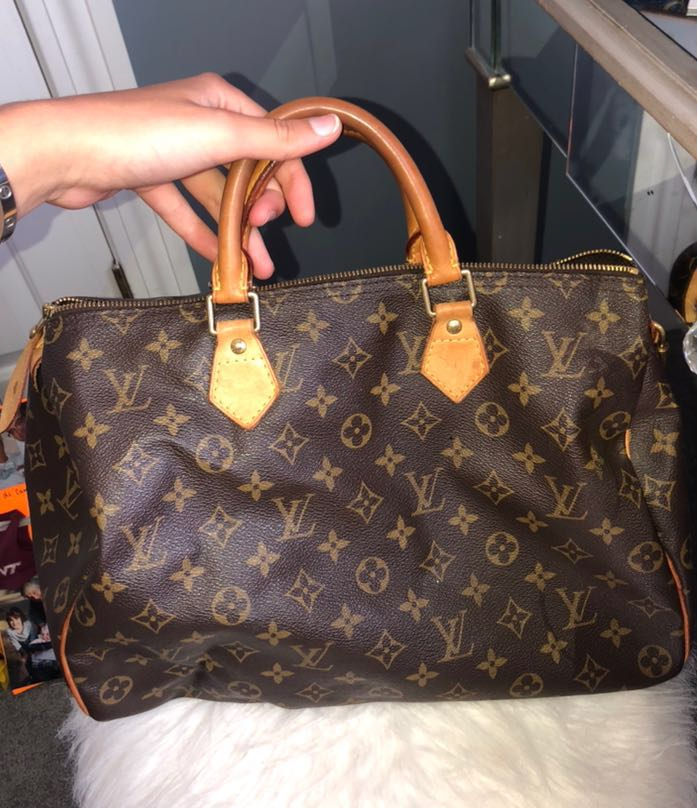 Louis Vuitton Vintage Speedy
