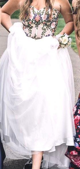 Dillard's prom dress