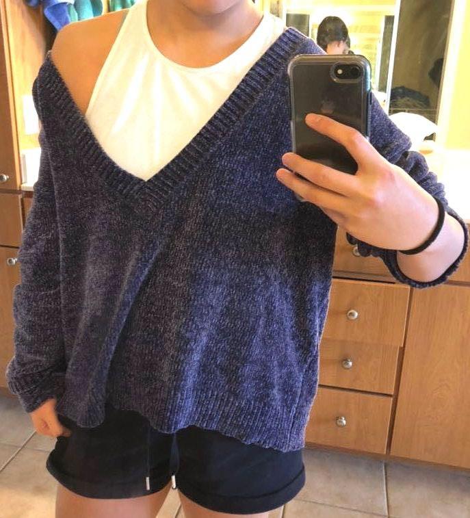 Forever 21 Chenille Sweater