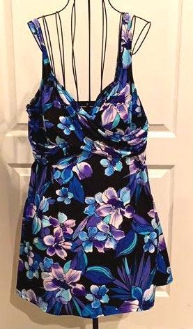 Catalina dress swimwear