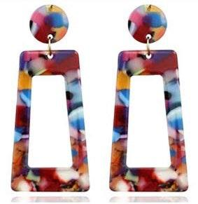 BaubleBar Colorful  Dangle Earrings