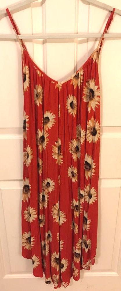 Audrey 3+1 Sunflower Jumpsuit