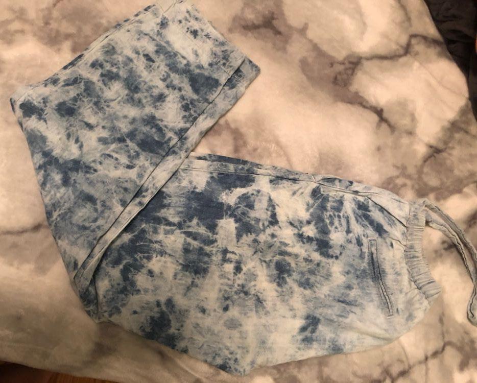 Maison Scotch Acid Wash Pants