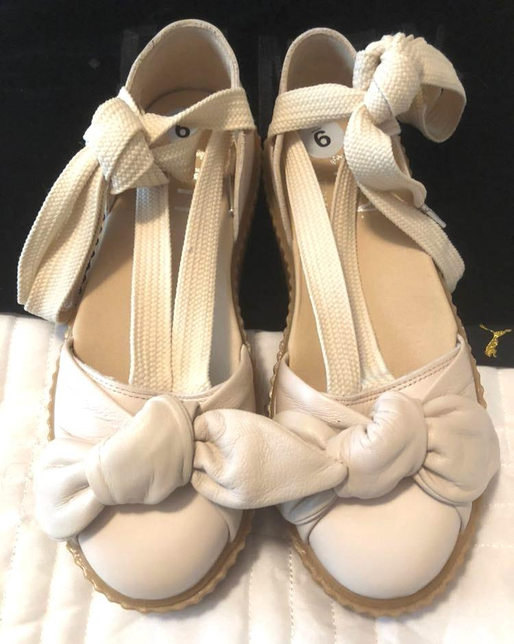 Puma Fenty  By Rihanna bow sandal