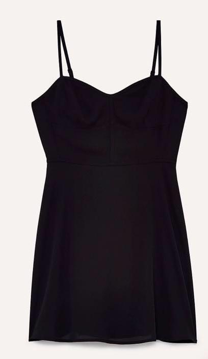 Aritzia Short Black  Dress