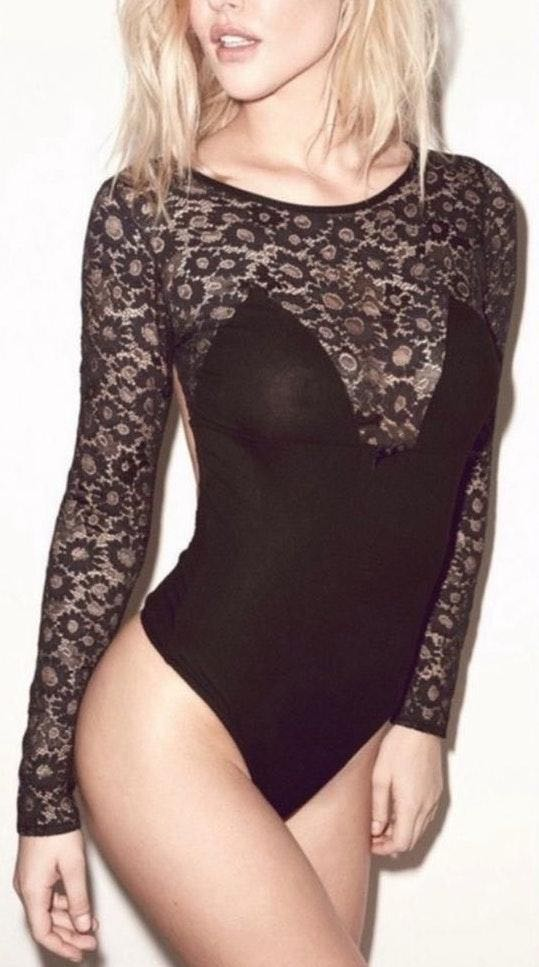 For Love & Lemons Lace Bodysuit