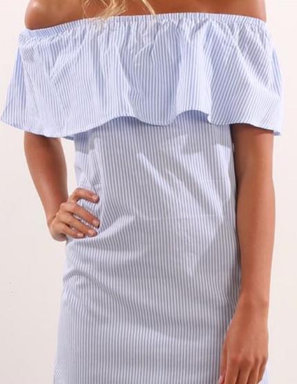 6118c7e4fb1 Jean Jail Dress. 6