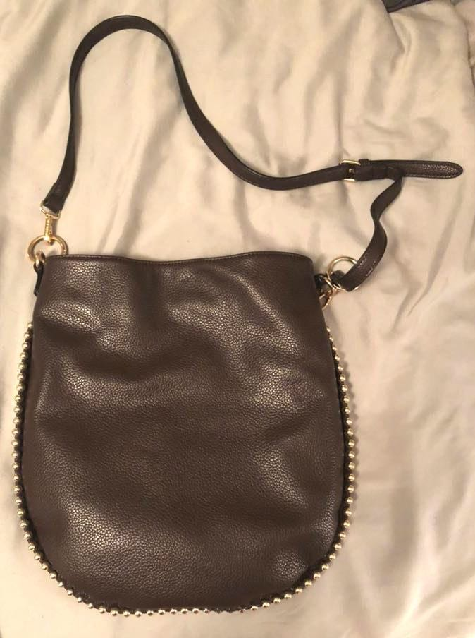 Steve Madden Brown Crossbody