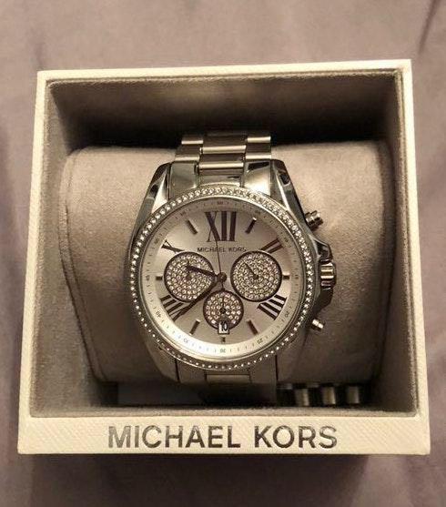 Michael Kors Sliver Micheal Kors Watch