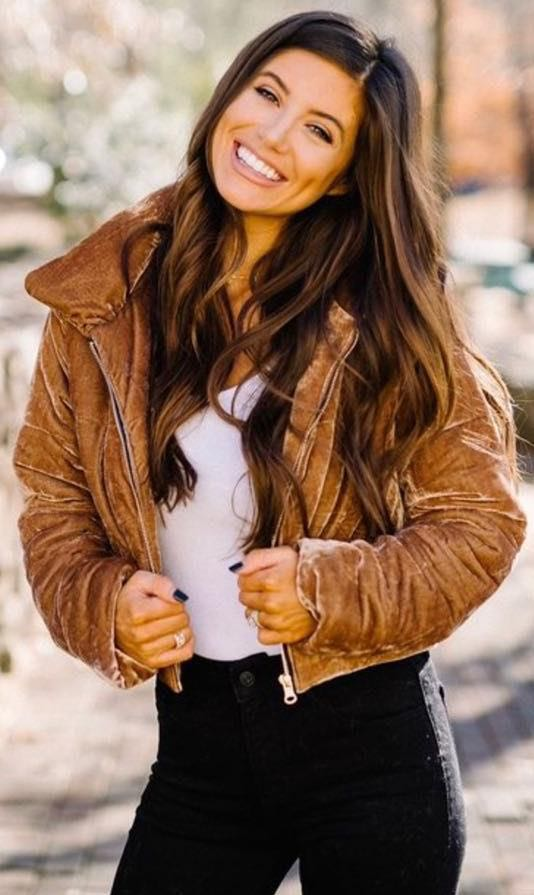 These Three Boutique Jacket