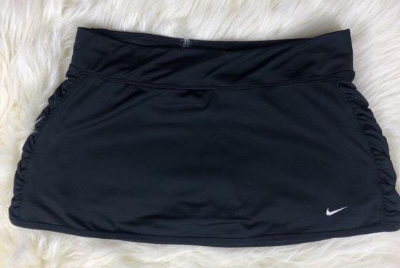 Nike Black Tennis Skort