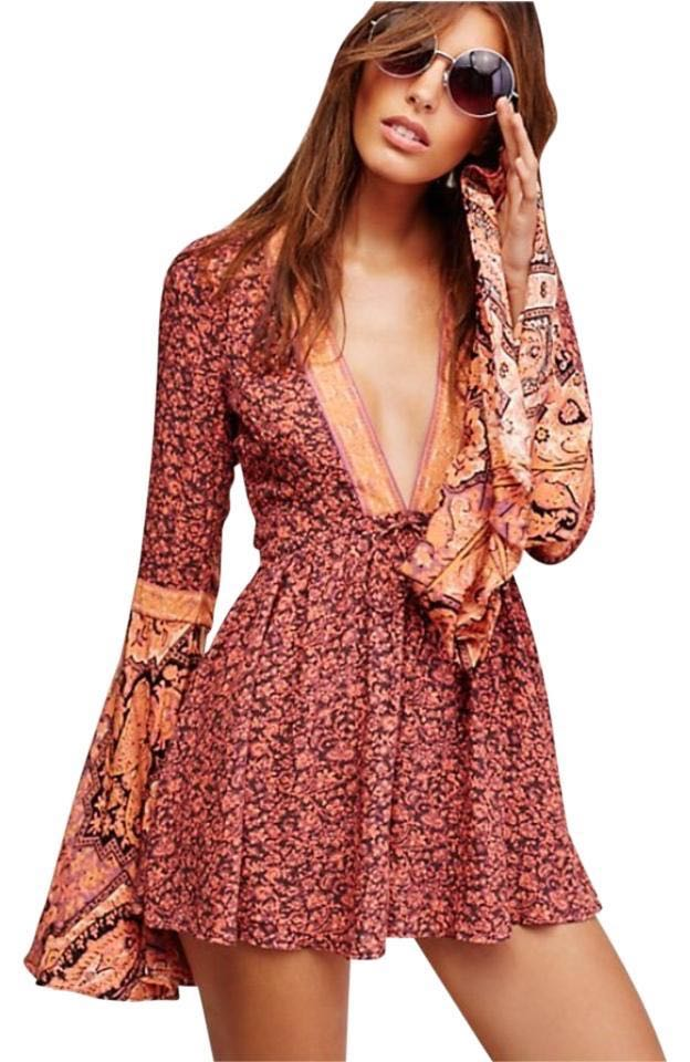 Free People Once Upon A Summer Romper