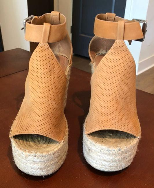 Marc Fisher Espadrille Wedges