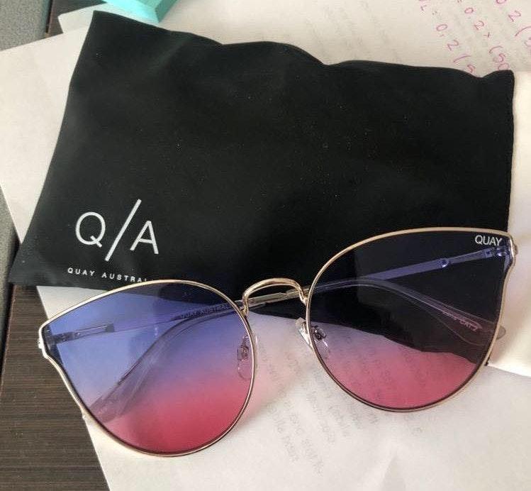 Quay Australia Sunglasses WORN ONCE