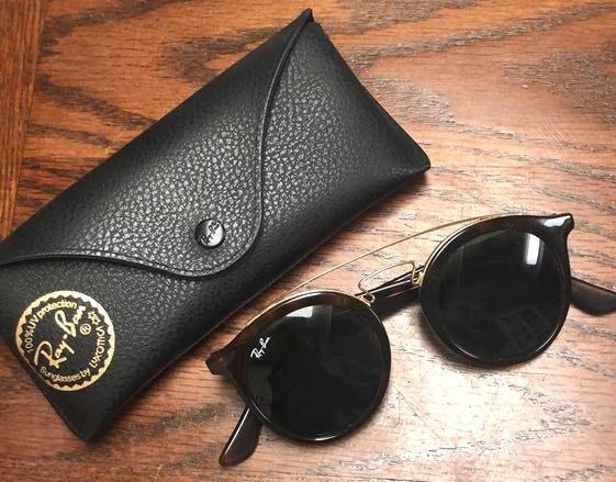 Ray-Ban circular sunglasses