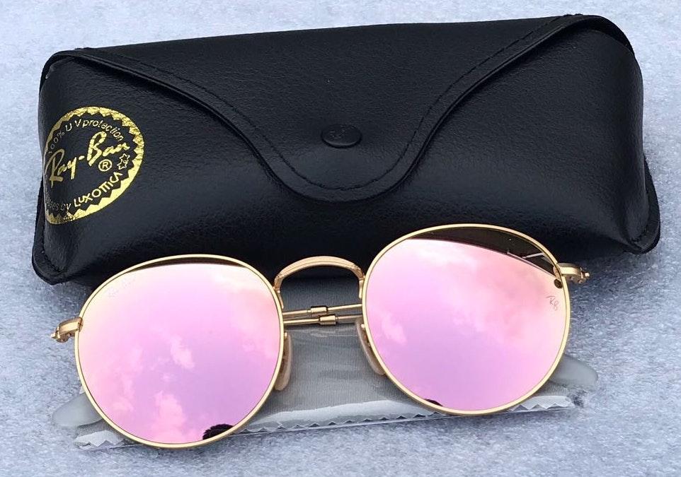 Ray-Ban Ray Ban 3447 Round Sunglasses