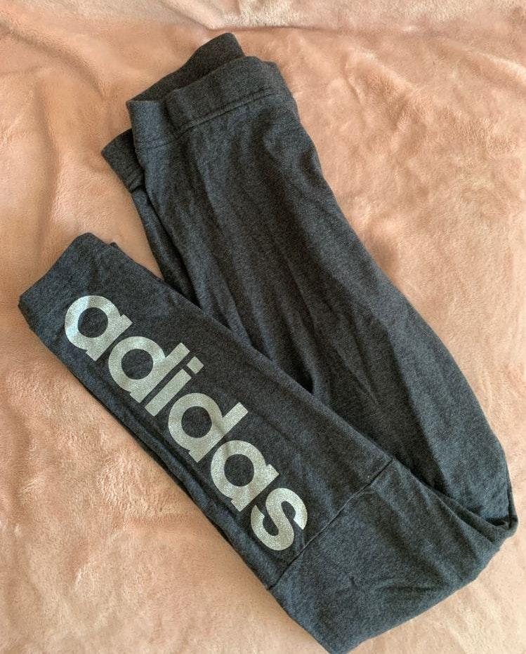 Adidas Grey Leggings