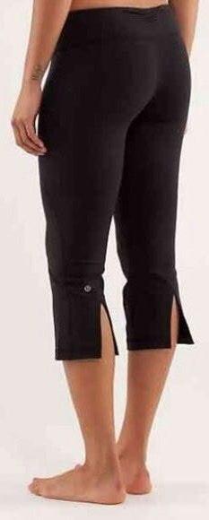 Lululemon Crop Flare Pants