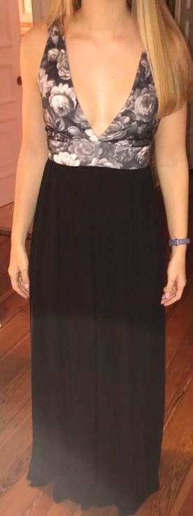 Show Me Your Mumu Black Formal Dress