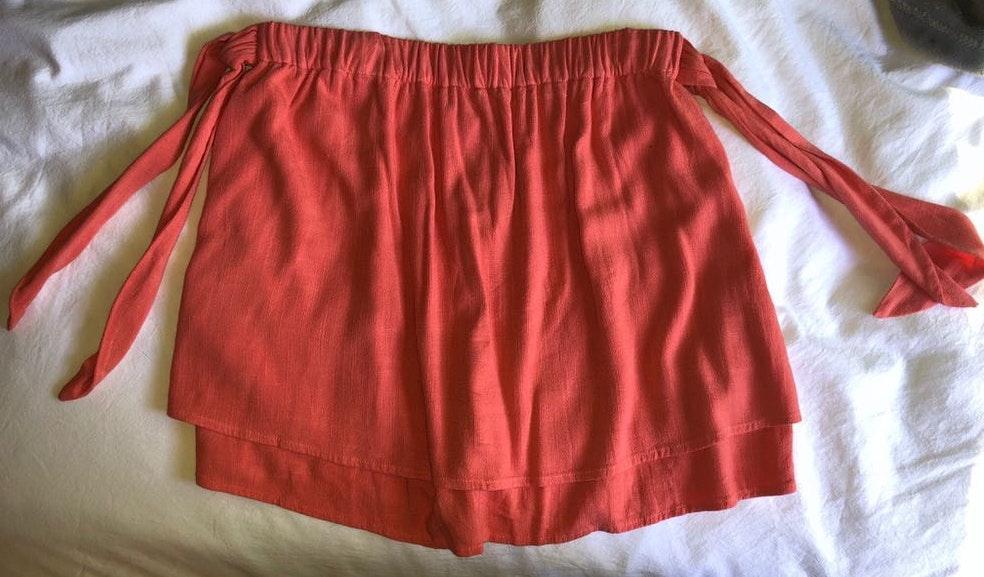 Splendid Pink Skirt