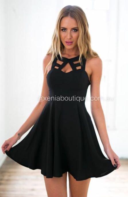 Xenia All Eyes On Me Dress