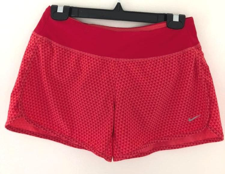 Nike Pink Dri-Fit Shorts
