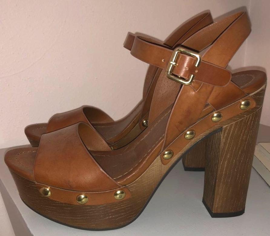Indigo road Platform Heels