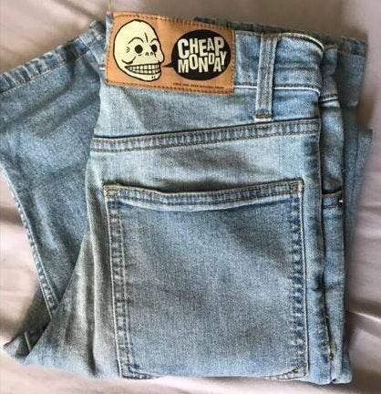 Cheap Monday Staple Denim Jeans