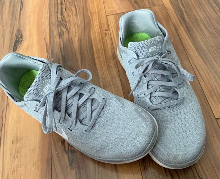Nike Running Shoes Grey