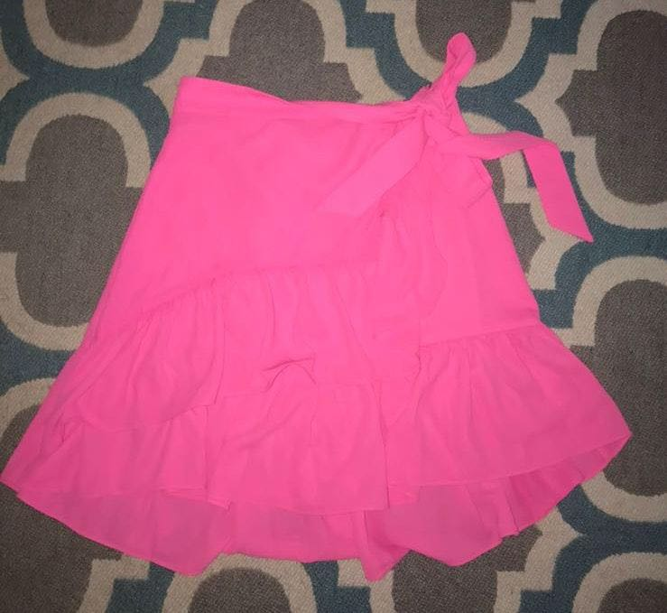 Lilly Pulitzer BRAND NEW LILLY WRAP SKIRT!!!