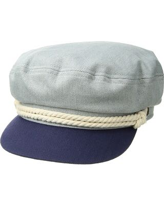 Brixton Blue Fisherman's Cap