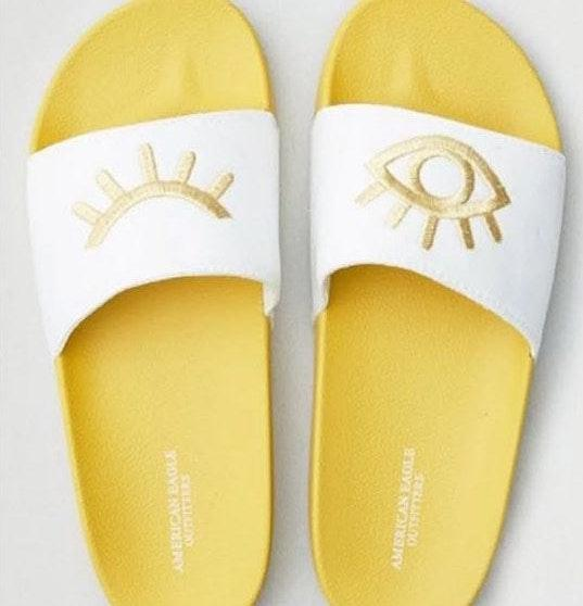 American Eagle Outfitters Summer Slides