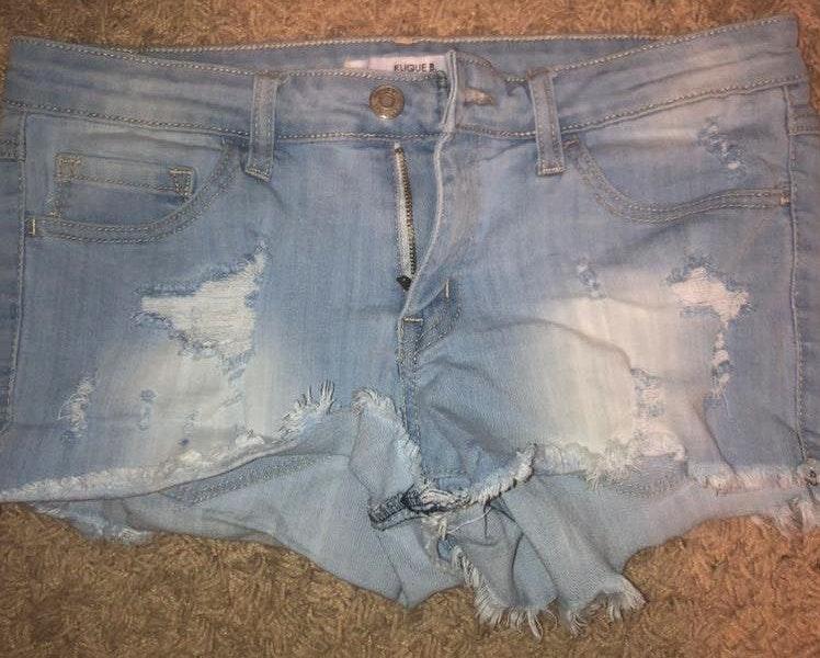Dry Goods Jean Shorts