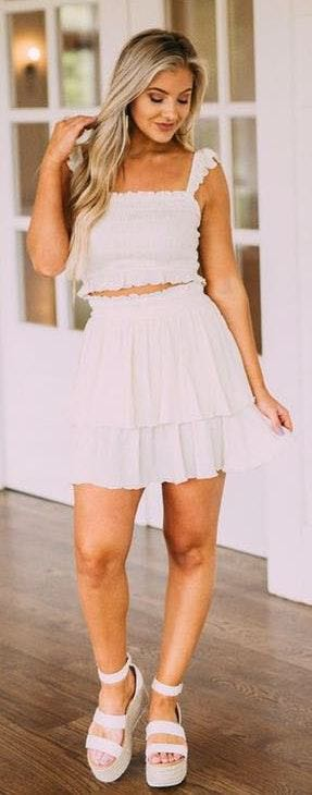 These Three Boutique Brooke Two Piece Set
