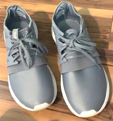 Adidas Grey Women Tubulars