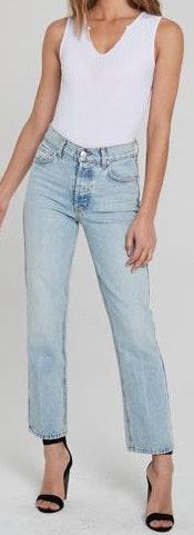 Revice Denim Straight Leg Jeans