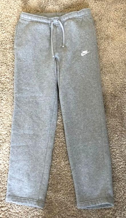 Nike grey sweatpants