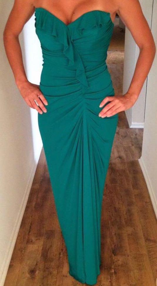 Badgley Mischka Formal Dress