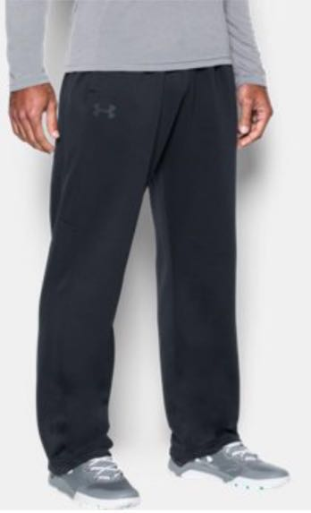 Under Armour Grey UA Cropped Sweatpants