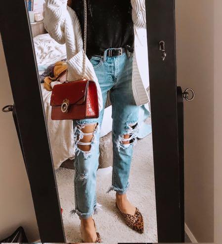BLANK NYC Rivington High rise Jeans