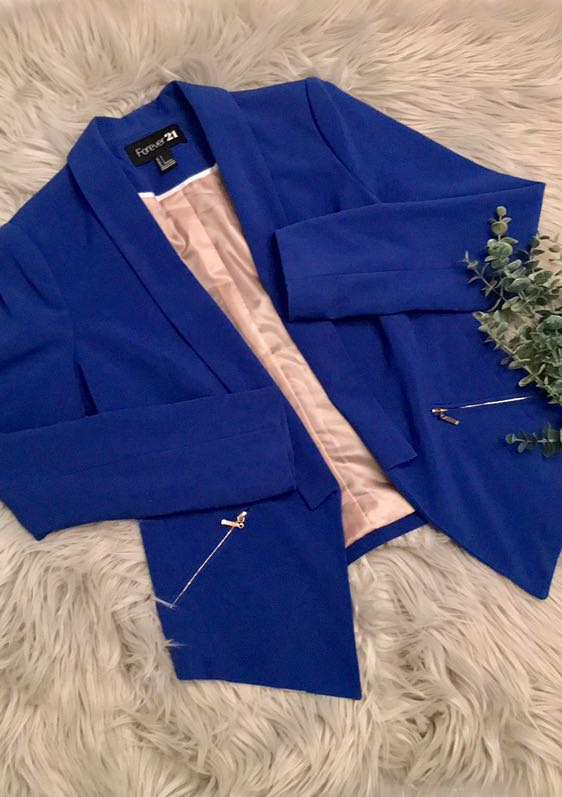 Forever 21 Beautiful  Blazer