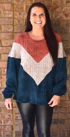 Listicle Cozy Sweater