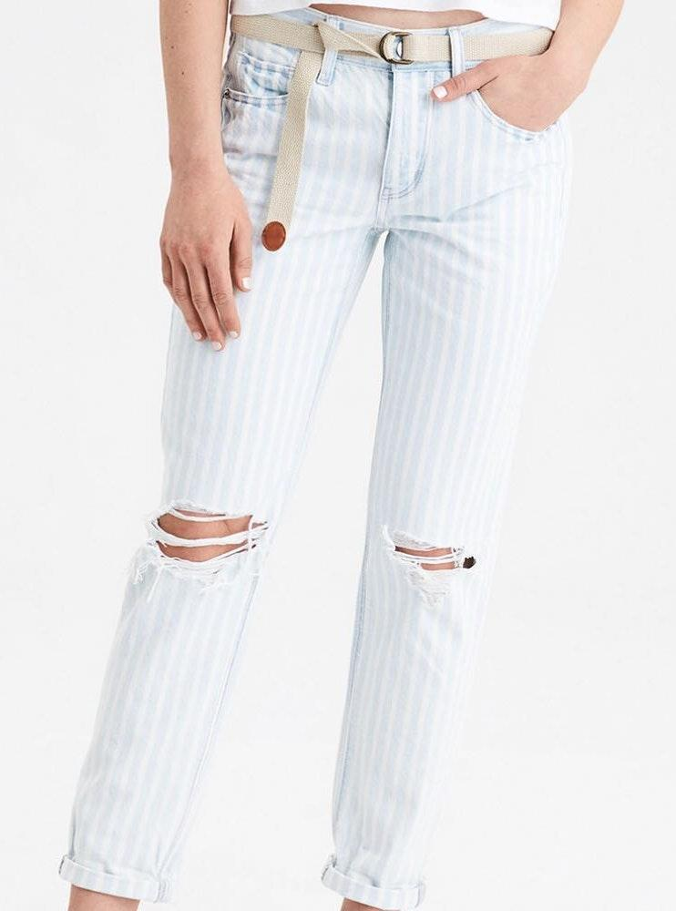 dfd125bd1b We're the buy/sell app for cute clothes. Say to being bored of your  clothes. Home American Eagle Outfitters Tomgirl Jeans