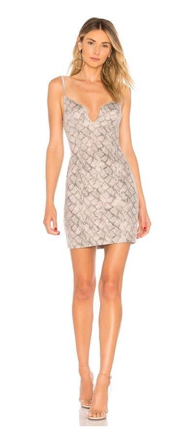 by the way. Python Dress