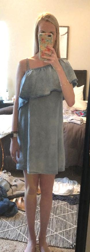DO+BE Chambray Dress