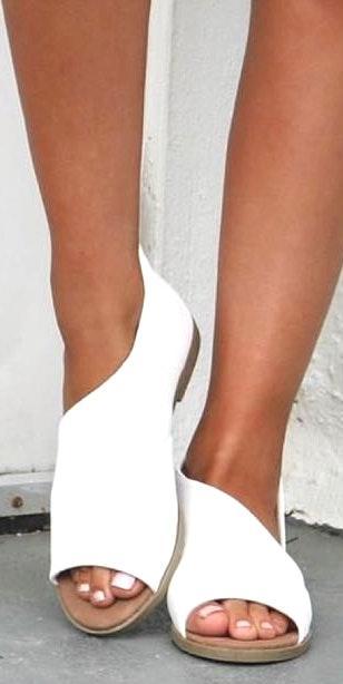 Amazing Lace Sandals