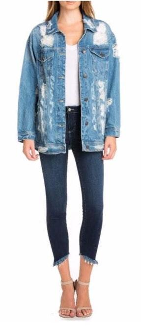 Boutique Denim Jacket