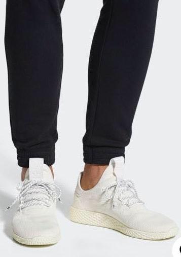 Adidas Pharrell HU White