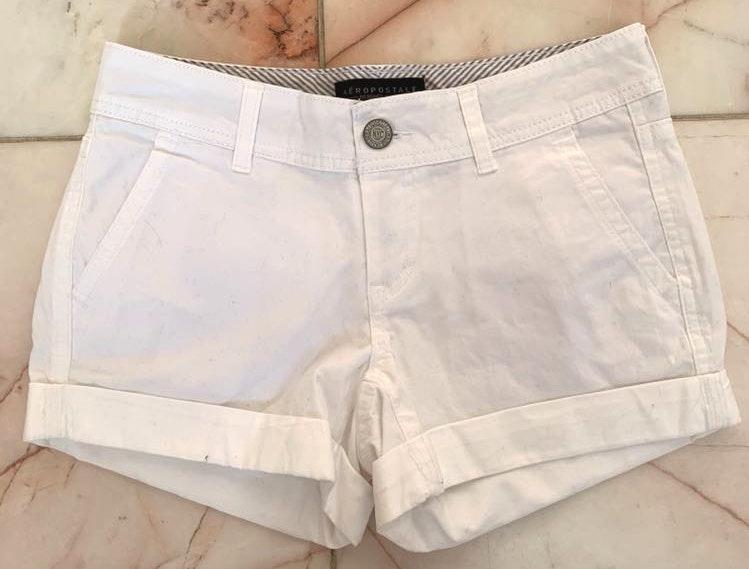 Aeropostale White Shorts